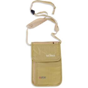 Tatonka Skin Bolsa para el cuello RFID B, natural